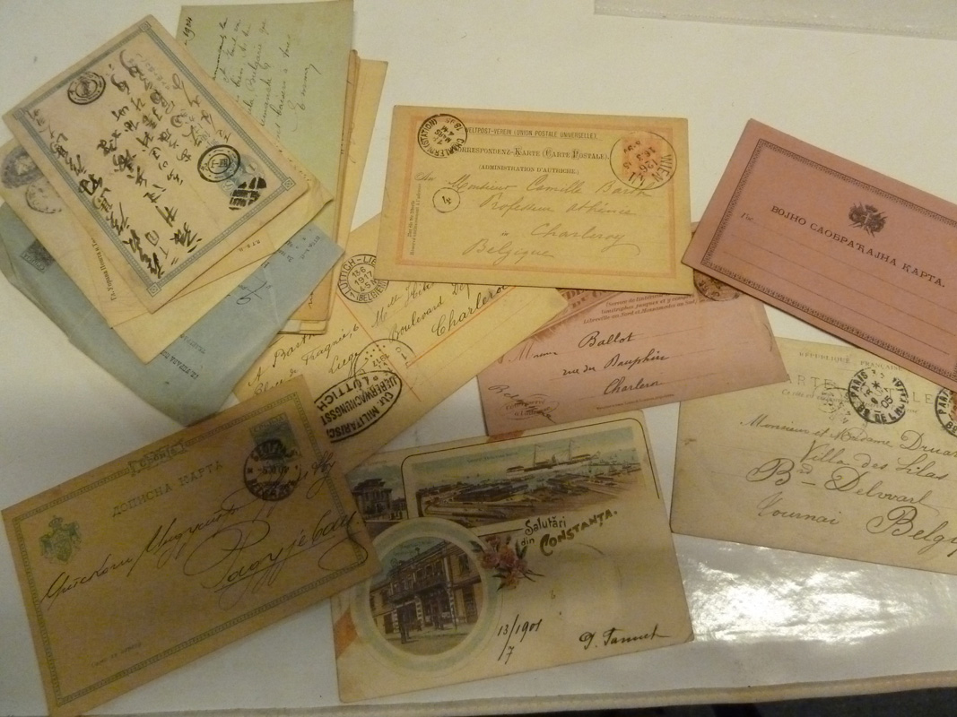 emballages postaux pre affranchis