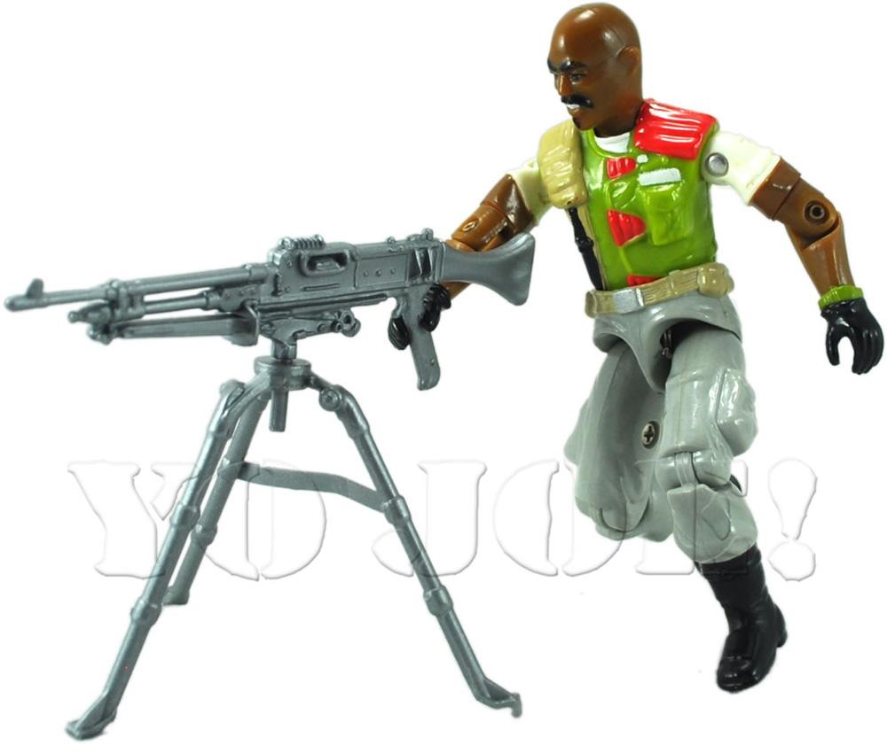 G.I Joe//Cobra part /_ 1983 PAC//RAT lance-missiles Châssis Track /& roues!!!